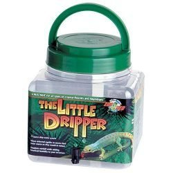 Zoo Med Dripper System  (The Big Dripper - 1 Gallon Drip Water System)