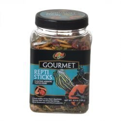 Zoo Med Gourmet Repti Sticks Floating Aquatic Turtle Food (8.5 oz)