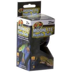 Zoo Med Moonlight Reptile Bulb  (25 Watts)