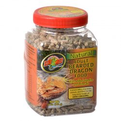 Zoo Med Natural Adult Bearded Dragon Food  (10 oz)