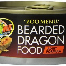 Zoo Med Natural Bearded Dragon Adult Formula - Canned  (6 oz)