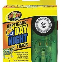 Zoo Med ReptiCare Day & Night Timer  (Timer with 2 Sockets)