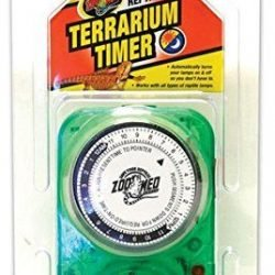Zoo Med ReptiCare Terrarium Timer  (Timer with 1 Socket)