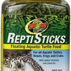 Zoo Med Reptisticks - Floating Aquatic Turtle Food  (5 oz)