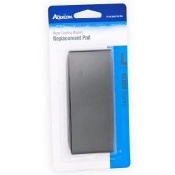 Aqueon Algae Cleaning Magnet Replacement Pad Glass Large