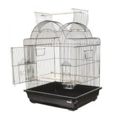 """2 Pack of 25""""x21"""" Victorian Open Top Cage"""