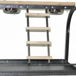 21'x14'x18' Table Stand with Ladders and Cups