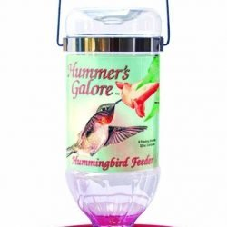 Hummer's Galore Jewel Hummingbird Feeder (32oz)