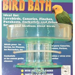Lixit Bird Bath One Size