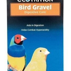 8 in 1 Ecotrition Bird Gravel Canary and Finch (24oz)