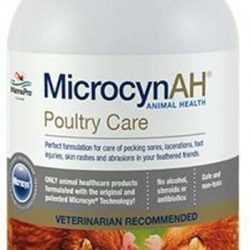 MicrocynAH Poultry Care (8oz)