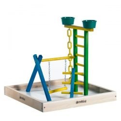 Acrobird Junior Toddler Playground 18