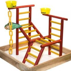 Acrobird Junior Toddler Playland 18