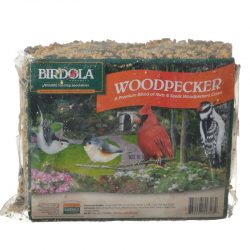 Birdola Woodpecker Seed Cake (Junior - 8 oz)
