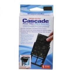 Cascade Power Filter Bio-Sponge Cartridge (Cascade 300 Sponge Cartridge (2 Pack))