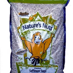 Chuckanut Natures Nuts Premium Safflower Seed (4lb)