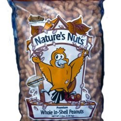 Chuckanut Natures Nuts Whole In Shell Peanuts (3lb)