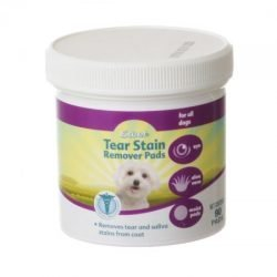 Excel Tear Clear Eye Stain Removing Pads