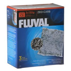 Fluval Zeo-Carb Filter Bags (For C4 Power Filter (3 Pack))