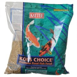 Kaytee Koi's Choice Premium Koi Fish Food (10 lbs)