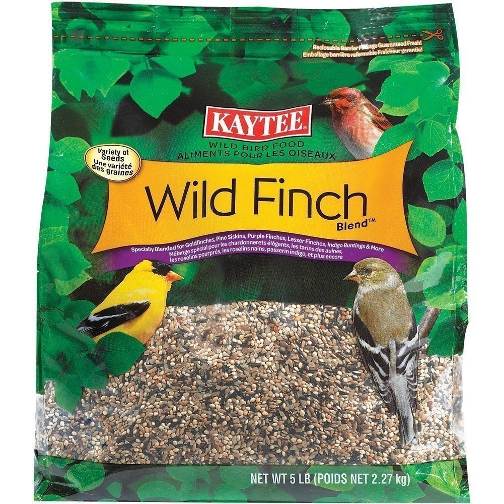 Kaytee Wild Finch Stand Up (5lb)