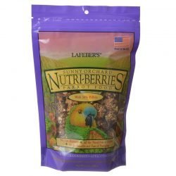 Lafeber Sunny Orchard Nutri-Berries Parrot Food (3 lbs)