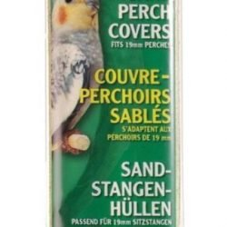 Living World Sand Perch Covers for Cockatiels & Love Birds  (3 Pack)