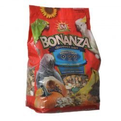 LM Animal Farms Bonanza Large Parrot Diet  (4 lbs)