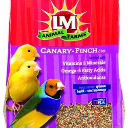 LM Animal Farms Canary & Finch Diet  (20 lbs)