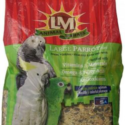 LM Animal Farms Large Parrot Diet  (6 lbs)