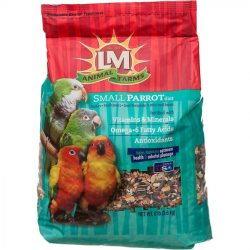 LM Animal Farms Small Parrot Diet  (8 lbs)