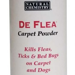 Natural Chemistry De Flea Carpet Powder