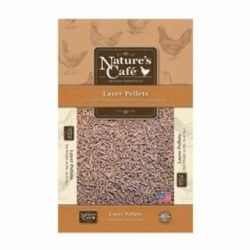 Nature's Café Chicken Lay Pellets (20lb)