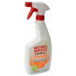 Nature's Miracle Foaming Oxy Cleaner - Orange Scent  (24 oz)