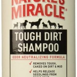 Nature's Miracle Tough Dirt Shampoo - Odor Neutralizing  (24 oz)