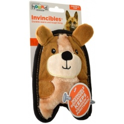 """Outward Hound Invincibles Minis Puppy Dog Toy  (1 Count - (8""""L x 4.13""""W x 1.57""""H))"""