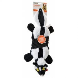 "Outward Hound Roadkillz Skunk Dog Toy  (Large - 1 Count - (20""L x 8.3""W x 1.8""H))"