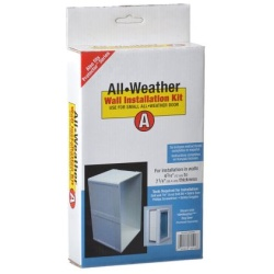"""Perfect Pet All Weather Wall Installation Kit  (Extra Large (10.5"""" x 15"""" Flap Size))"""