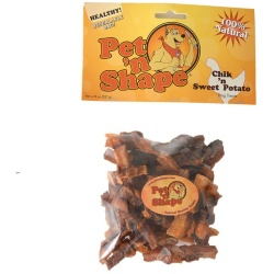 Pet 'n Shape Chik 'n Sweet Potato  (16 oz)
