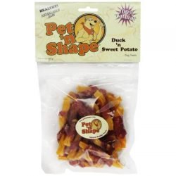 Pet 'n Shape Duck 'n Sweet Potato Dog Treats