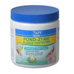 PondCare Pond Zyme with Barley Heavy Duty Pond Cleaner (1lb (Treats 16,000 Gallons))