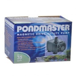Pondmaster ProLine Submersible/Inline Hy-Drive Pump  (2100 GPH with 20' Cord)