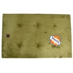 Precision Pet Snoozzy Baby Terry Mattress - Leaf Green