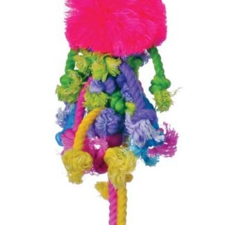 Prevue Pet Products Calypso Creations Braided Bunch Bird Toy