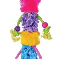 Prevue Pet Products Calypso Creations Wild-N-Wooly Bird Toy