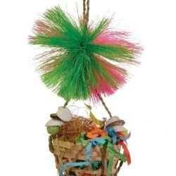 Prevue Pet Products Tropical Teasers Up and Away Bird Toy