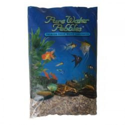 Pure Water Pebbles Premium Fresh Water Substrates Custom Blend 25lb