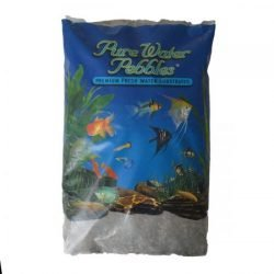 Pure Water Pebbles Premium Fresh Water Substrates River Jack 25lb