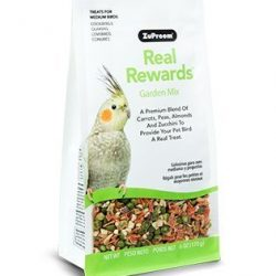 ZuPreem Real Rewards Garden Mix for Medium Birds (6oz)