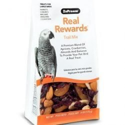ZuPreem Real Rewards Trail Mix for Large Birds (6oz)